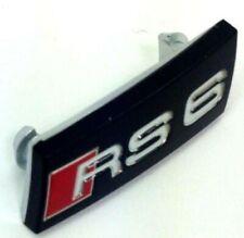 Genuine Audi RS6 C5, C6 steering wheel FEO badge logo emblem 4B0419685B. RS6