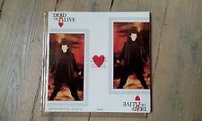 2 SP GATEFOLD DEAD OR ALIVE - MY HEART GOES BANG / excellent état