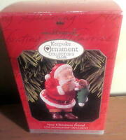 Hallmark Keepsake Ornament Collector's Club New Christmas Friend