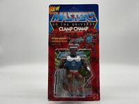 MOTU Clamp Champ MOC Masters of the Universe sealed He-Man MOTUC Vintage NIB Lot