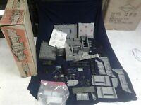 Rare complete box +  parts vtg 1983 GI Joe Headquarters Command Center gift xmas