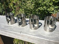 Alessi Girotondo Stainless Steel Napkin Rings (set of 4)