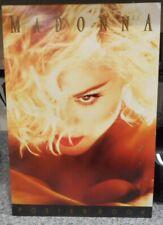 MADONNA Blind Ambition Tour Poster Book 1990