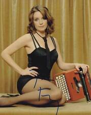 Tina Fey In-Person AUTHENTIC Autographed Photo COA SHA #33109
