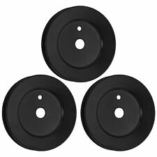 Spindle Pulley 46 Inch Deck MTD Cub Cadet LT1022 LT1045 LT1046 756-04085A 3 Pack