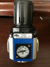 Nitra Pneumatics AR-322 Regulator Automationdirect.com