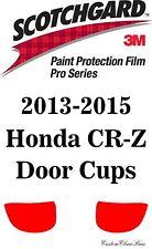 3M Scotchgard Paint Protection Film Pro Series Pre-Cut Fits A 2015 Honda CR-Z