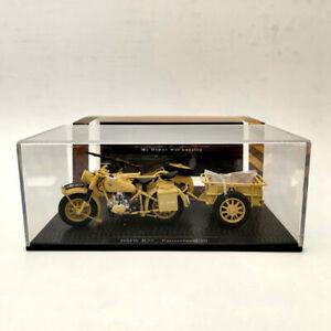 1:24 BMW R75 Panzerfaust 30 World War II Motorcycle Diecast Model Collection