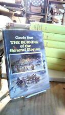 Claude Rust / The Burning of the General Slocum First Edition 1981