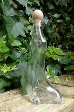 Seal Shape Glass Bottle Hobby Collectors Kitchen Shop
