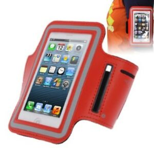 Sport Armband Schutzhülle Fitness Tasche Joggen Sportarmband für Apple iPhone 5s