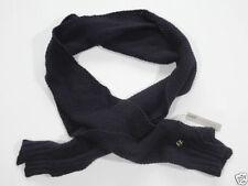 Sciarpe , foulard e scialli da donna blu tinti uniti prodotta in Italia