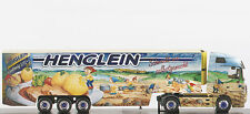 1:87 HERPA 120333 Mercedes-Benz Actros semitrailer Henglein PC COLLECTIBLE MODEL