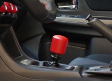 SHIFTEVO CUSTOM WRINKLE RED BLOCK 270 GRAM WEIGHTED HEAVY SHIFT KNOB 10x1.25mm