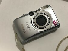 Canon Ixus 970 IS DIGITAL Camera with Charger + 2x SD Card +Box +extra wires +CD