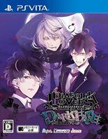 USED PS Vita diabolik lovers dark fate sony playstation 93762 JAPAN IMPORT