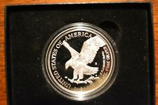 Eagle 2021 S Silver Proof Coin