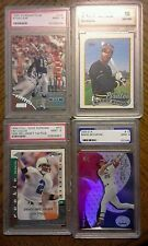 Graded card lot w/ bonds, mcgwire and more