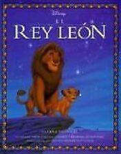 Illustrated Classics: El Rey Leon (1994, Hardcover)