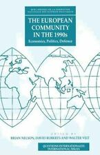 The European Community in the 1990's: Economics-ExLibrary