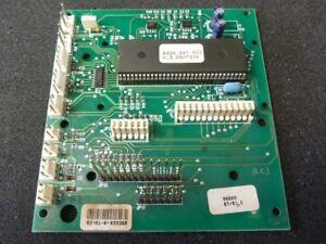 Platine Elektronik Steuerplatine V.3.68 SAECO Royal Professional SUP016 1 Pumpe