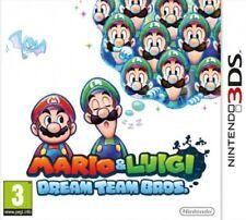 Mario and Luigi  Dream Team Bros.  Nintendo 3DS