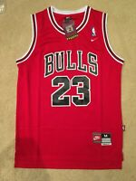 Michael Jordan #23 Red Chicago Bulls Kids/Youth Jersey