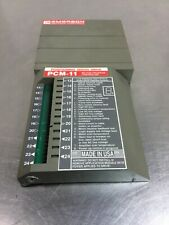 Emerson Pcm-11 Motion Program Controller 960158-02 Loc.1A