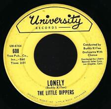 The Little Dippers Lonely / I Wonder 45 Anita Kerr Singers 1960 Pop University