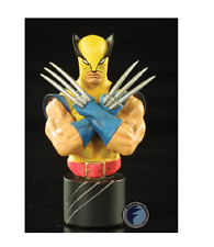 Marvel X-Men Wolverine 25th Anniversary Yellow Variant Mini Bust Bowen Used JC