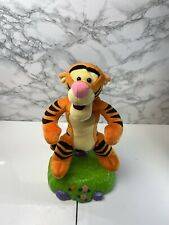 Winnie The Pooh Thinkway Toys Talking Bouncing Tigger Tested Interactive Disney