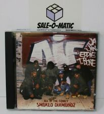 ALL IN THE FAMILY - SMOKED DIAMONDZ 1998 HIP HOP G FUNK CD