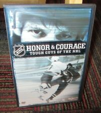 NHL - HONOR & COURAGE: TOUGH GUYS OF THE NHL 2-DISC DVD/CD SET, MCCARTY, CAIRNS