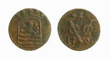 s284_14) NETHERLANDS DUTCH EAST INDIES Duit 1790 ZEELAND Republiek 1581 1795 VOC