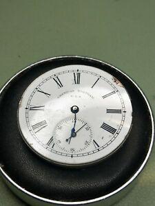 Old Waltham pocket watch Movement