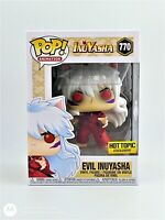 FUNKO POP!: INUYASHA - EVIL INUYASHA HOT TOPIC EXC.#770 *IN HAND UK STOCK*