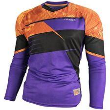 Équipements de football violets unisexe