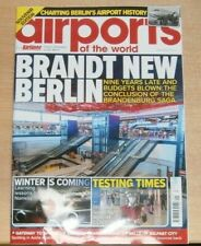Airports of The World Magazines X 3 Plus Airports Intl May June July Aug 2020 33