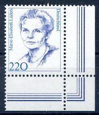 Bund/RFA 1940 Coin 4 (220) - Femmes DT. Histoire - ** cachet 1997