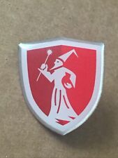 New listing ABERAVON - Vintage Wizards Style Enamel Rugby Union Pin Badge