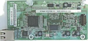 NEC SL1100 IP4WW-VOIPDB-C1 16-Ch VoIP card