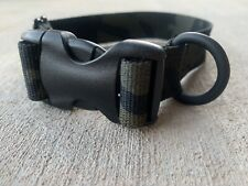 New listing Dog Pet Collar Multicam Black Camouflage