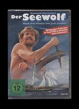 DVD DER SEEWOLF - 2 DISC-SET - TV-VIERTEILER mit RAIMUND HARMSTORF *** NEU ***