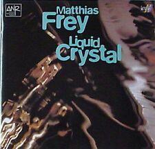 "CD Matthias Frey ""Liquid OPALINO"""