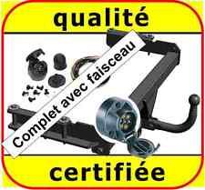ATTELAGE remorque Skoda Superb 2002 à 2008 + faisceau 7 broches complet / neuf
