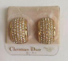 62227fac0 Dior Fashion Earrings for sale | eBay