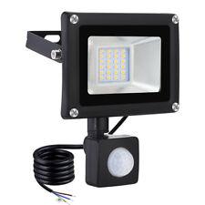 20W 220V LED Floodlight Garden Outdoor Security Spot Light Warm Lamp PIR Sensor