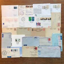 20x Finland Postal Covers / Postal Items - ref215