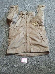 Boys Age 3 Years Lightweight Brown Jacket (P1)