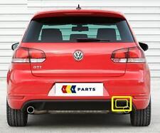 VW Golf Gti Vi 09-13 Neu Original Hintere Stoßstange Anhängerkupplung Deckel